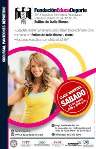 CLASE MUESTRA Baile Fitness @ Panteones Deportivas